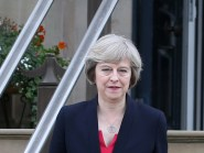 Theresa May is making more funds available for the crackdown on modern slavery