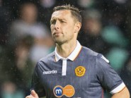 Scott McDonald could not find the killer touch in a goalless Fir Park clash