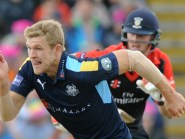 David Willey has not suffered a fracture in his hand and will be able to join the England one-day squad on Thursday