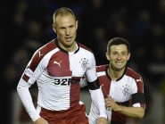 Kenny Miller's goal proved decisive.