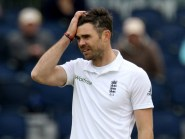 James Anderson will miss the trip to Bangladesh