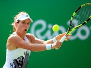 Johanna Konta is in the hunt for a spot at the end-of-season finals in Singapore