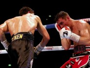 Anthony Crolla, pictured right, was well beaten by Jorge Linares at Manchester Arena