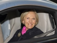 Mary Berry is staying with the BBC