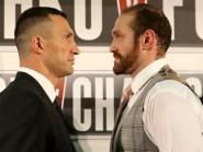 Wladimir Klitschko against Tyson Fury is understood to be off