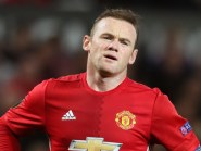 Wayne Rooney suffered an injury in training