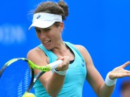 Johanna Konta missed out on automatic qualification for the WTA Finals but currently occupies the first alternate place