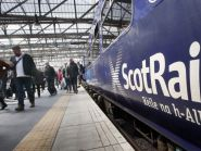 ScotRail's standards fell below a benchmark level