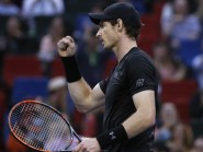 Andy Murray kept his winning run going in Shanghai (AP)