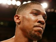 Anthony Joshua, pictured, may be forced to wait for his super-fight against Wladimir Klitschko