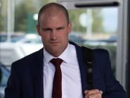 Andrew Strauss, pictured, hopes fast bowlers James Anderson and Mark Wood will play some part in England's winter schedule