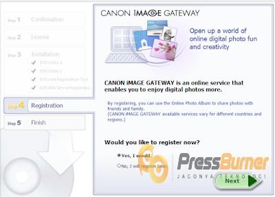 Cara Menghubungkan Kamera Canon