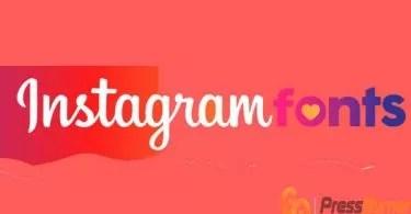 instagram font generator