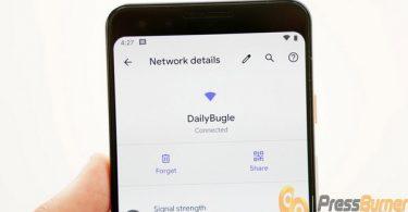 wifi tidak terdeteksi di hp android