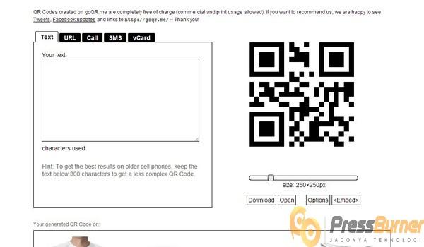 3 Cara Membuat QR Code Dengan Benar Pressburner.com