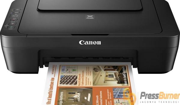 Cara Scan di Printer Canon