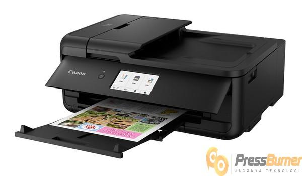 Cara Scan di Printer Canon
