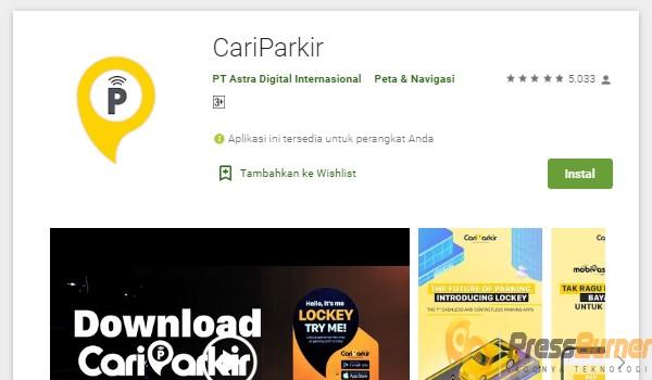 Cari Parkir