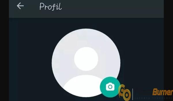 Memprivasi Foto Profil WhatsApp