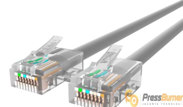 Kabel Straight dan Kabel Cross