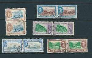 British Honduras Stamps 1938-1953