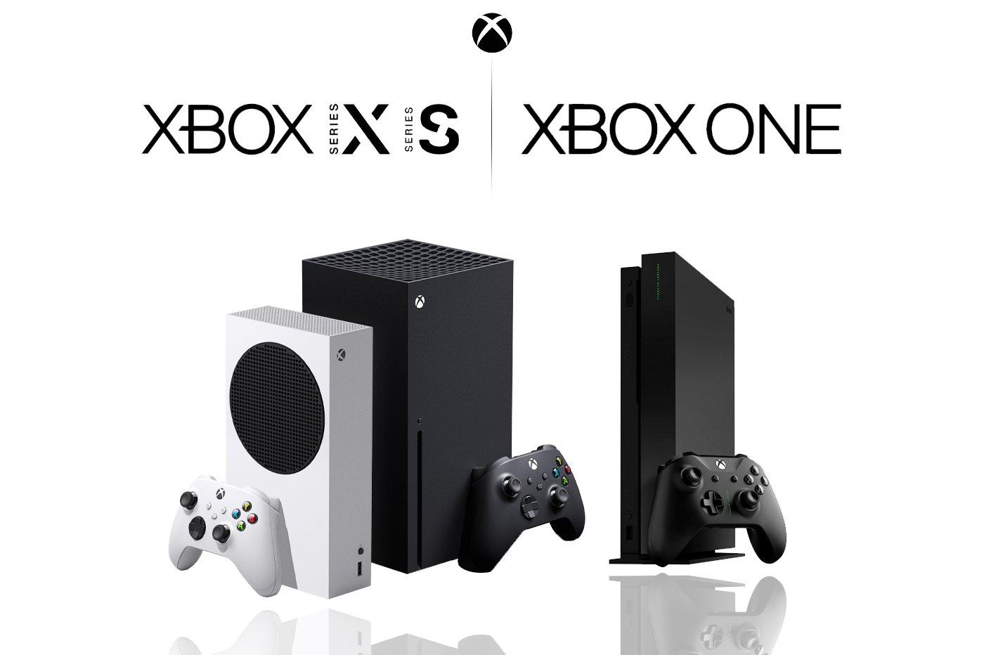 xbox one x xbox series x series s