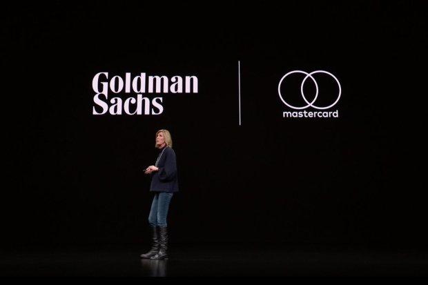 Goldman Sachs partenaire de l'Apple Card