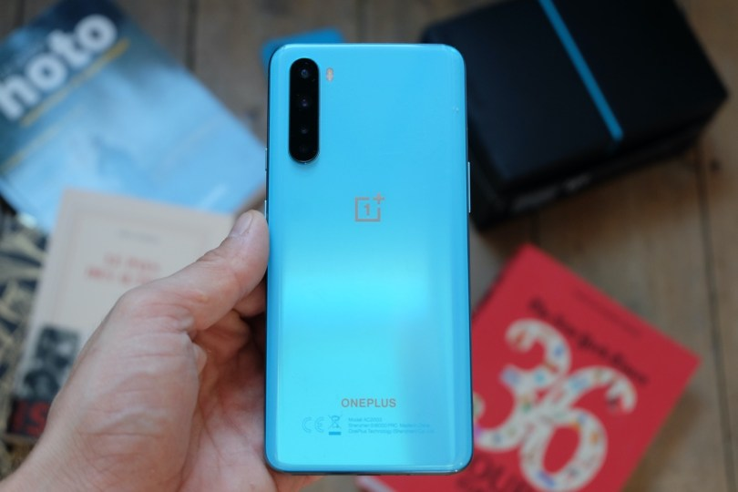 test oneplus nord taille