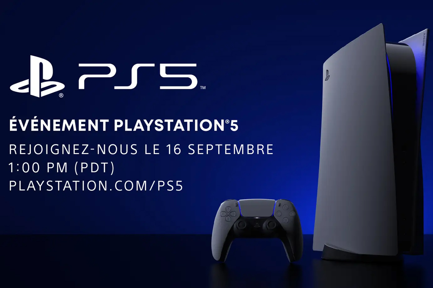 Showcase PlayStation 5 / PS5 Septembre 2020