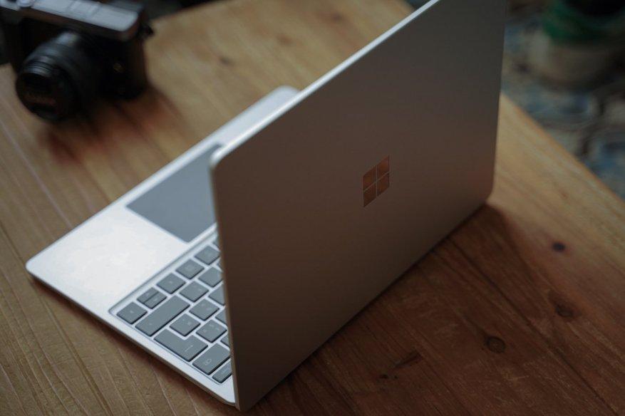 test microsoft surface laptop go dos