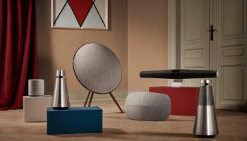 Die Multiroom - Kollektion von Bang & Olufsen: Design für Musikliebhaber