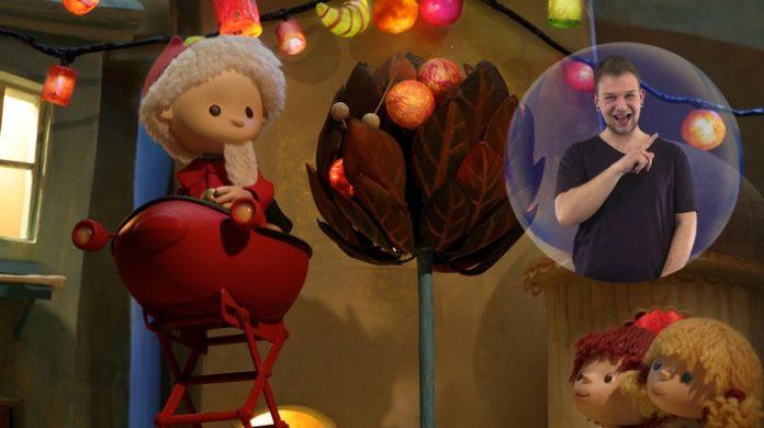 Der Sandmann ist ab 3. April barrierefrei: rbb bietet Gute-Nacht-Geschichten mit Gebärdensprache an