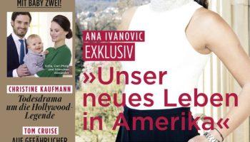 Exklusiv in GALA: Ana Ivanovic über ihr Leben mit Bastian Schweinsteiger