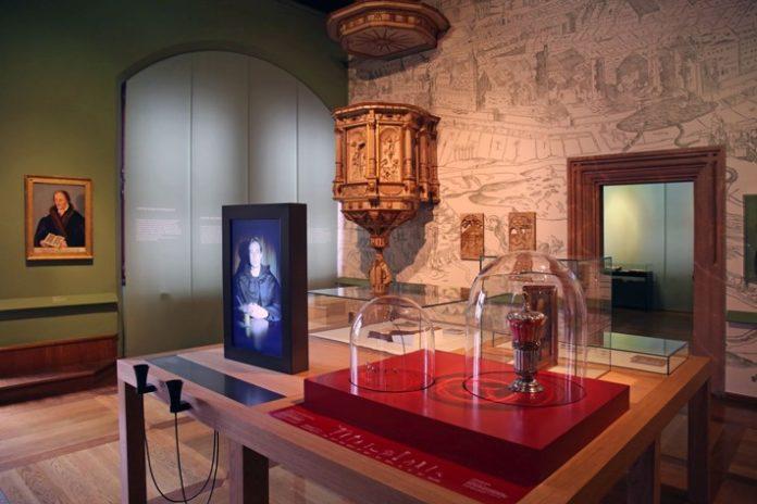 """Neue Ausstellung """"Luther im Disput"""" im Stadtgeschichtlichen Museum Leipzig"""