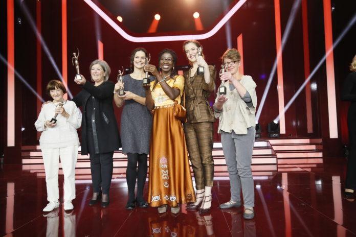 GOLDENE BILD der FRAU 2017: Prominente unterstützen die Preisträgerinnen und deren großartige Projekte