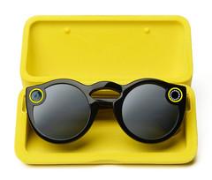 Snapchat: Spectacles-Brille nun auch in Europa erhältlich