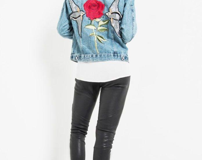 Mode-Trends Sommer/Herbst 2017: Diese Jeansjacken sind angesagt Boyfriend-Look, DIY, Patches, Besticktes und mehr