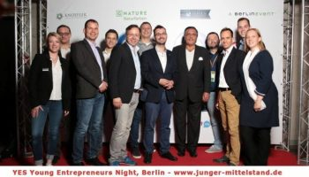 Ohoven: Junger Mittelstand fordert einheitliches Digitalministerium - Europäischer G-20-Gipfel junger Unternehmer in Berlin
