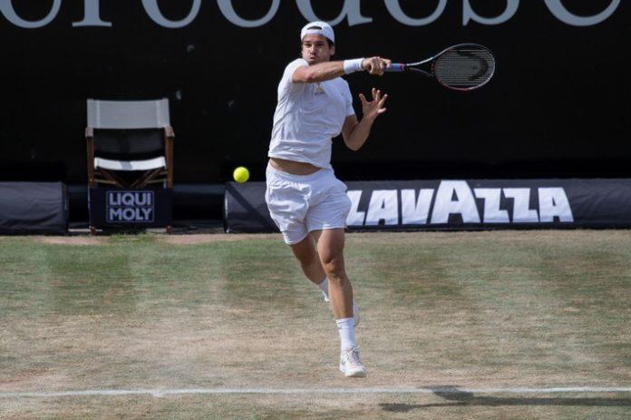 Smartwear im Tennis - Tommy Haas wird Botschafter des schweizerischen Unternehmens