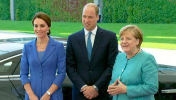 ARD/rbb, Berlin, 19.07.2017: Königlicher Glamour in Deutschland: Vom 19. Juli ...