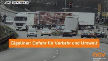 Governance, Auto, Bild, Wirtschaft, Riesen-Lkw, Umwelt, Politik, Gigaliner, Transport, Auto / Verkehr, Verkehr, Köln
