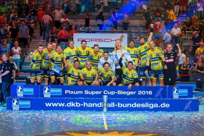 Sport, Sponsoring, Panorama, Pixum Super Cup, Bild, Handball, Werbung, Fotografie, Köln