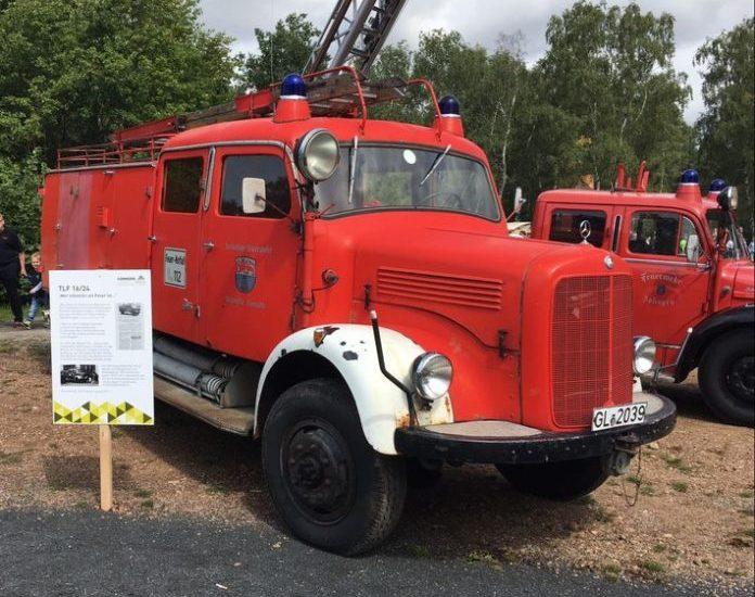 Freiwillige Feuerwehr ,Overath,#TLF,Messe