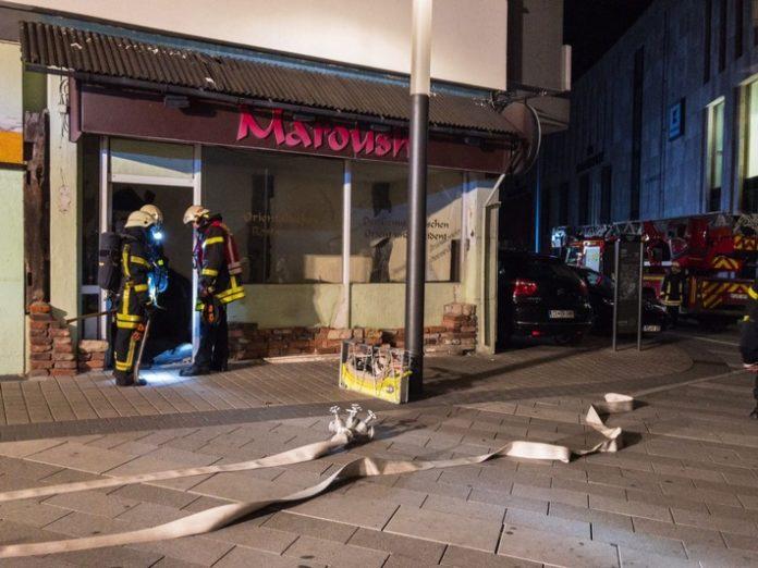 Recklinghausen,Brand,Feuerwehr