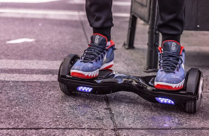 #Hoverboards,Peine,Polizei,#Elektro-Boards