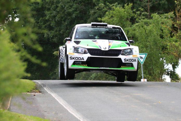 Bild, Auto, Motorsport, Weltmeisterschaft, Sport, Fabian Kreim, Rallye Deutschland, Auto / Verkehr, FIA Rallye, Frank Christian, Weiterstadt