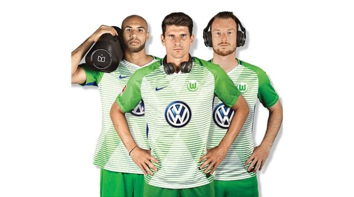 Fußball, Bundesliga, Sponsoring, Sport, Bild, Wolfsburg