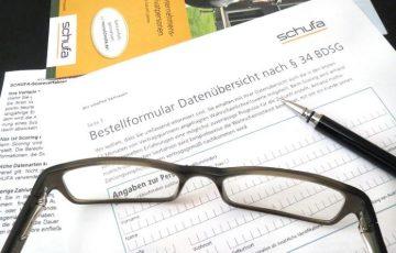 Bau / Immobilien, Immobilien, Internet, SCHUFA-Bonität, Finanzen, SCHUFA-Auskunft, Nürnberg