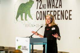 #Berlin,#ZooWelt ,Kuala Lumpur, Tokio, London, Chicago, Tel Aviv, Singapur, New York City, Dubai, Neu Delhi, Taipei, Moskau, Hong Kong ,72. WAZA-Konferenz