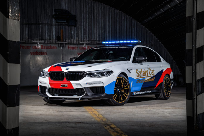 BMW M5,München,MotoGP Safety Car,Sport,Motorsport,Auto
